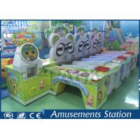 Panda Design Amusement Game Machines Ball Rolling For Tourist Attractions Manufactures