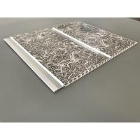 Silver Line Interior 10 Inch Decorative PVC Panels For Ceiling Construction Manufactures