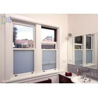 Quality American Style Aluminium Vertical Sliding Windows / Patio Window for sale