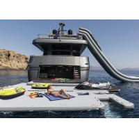 Buy cheap Floating Jet Ski Platform Inflatable Yacht Slides Seabob Dock With CE / SGS / from wholesalers
