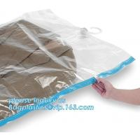 China zipper clean vacuum sealed bag, zipper reusable vacuum cleaner bag, zipper cloth vacuum cleaner bag, bagplastics, bageas on sale