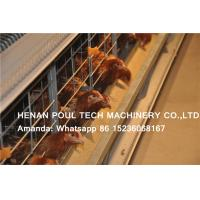 Buy cheap Chicken Supplies-Poultry Farming Hot Galvanized Cage Chicken Coop & Layer Cage from wholesalers