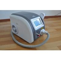 Portable Q-Switched Nd Yag Laser Beauty Machine Birthmark Removal Manufactures