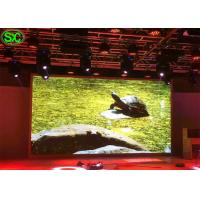 China RGB P3.9 Big Stage LED Screens , Indoor SMD LED Display with Nationstar on sale
