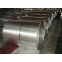 Quality SPCC, SPCD, SPCE, DX51D, DX53D Hot Dipped Galvanized Steel Coils / AZ Galvalume for sale