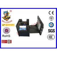 DIY Arcade Cabinet Coin Operated Game Machines With Clamshell Mode Of Top Panel Manufactures