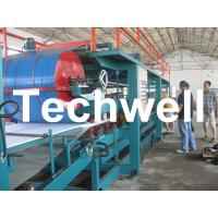 EPS Foam Insulated Sandwich Panel  Making Roll Forming Machine Manufactures