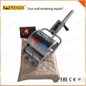 Buy cheap 9.8kgs Small Folding Portable Cement Mixer , No Oil No Hopper Mortar Mixer Machine from wholesalers