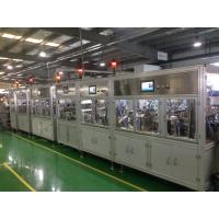 Buckle Pipe Clamp Machine Assembly Line 1200pcs/H Effectiveness , Customized Size Manufactures