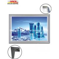 Poster Light Box Displays Slim Led Light Box With 30mm Frame And Customed Size Manufactures