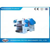 Large Output Leaves Branches Wood Chipper Machine with 4m Feed Conveyor Manufactures