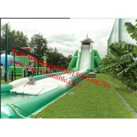 Big Bula Inflatable Water Park Inflatable Water Slide Manufactures