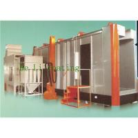 electrostatic manual powder coating line Manufactures