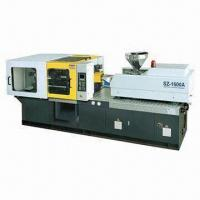 Plastic Injection Machine with 1,250 Screw Torque and 1,600 Maximum Clamping Force Manufactures
