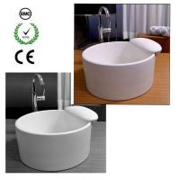 Quality Factory Price New Ceramic Pedicure Bowl Used Foot Spa Pedicure Chair Foot Bath Basin for sale