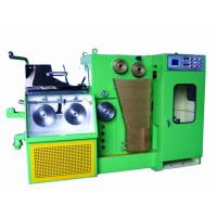 280 Online Wire Annealing Machine For 0.15-0.6mm Wire Range Compact Drawing Machine Line Manufactures