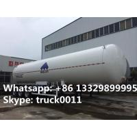 China best price and high quality lpg gas tank semitrailer for sale, high quality and best price CLW propane gas trailer Manufactures