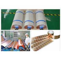 3 / 4 OZ Rolled Copper Foil, Copper Foil PaperFor IC Package Substrates Manufactures