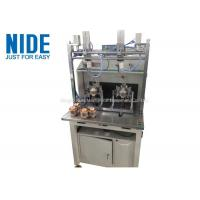 Double stations Brushless motor external armature rotor coil winding machine Manufactures