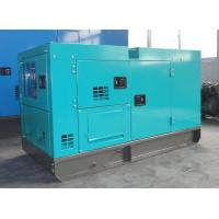 Brushless UK Perkins Silent Type Diesel Generator Genset 250 KVA Manufactures