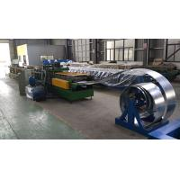 Pre Punching and Cutting C Z Purlin 2 in 1 Exchange Type Roll Forming Machine  Forming Machine Manufactures