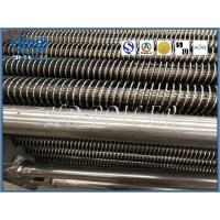 Customized Boiler Fin Tube For Power Station , Superheater And Reheater Manufactures