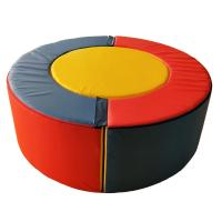 Easy Clean Balance Childrens Soft Play Equipment For Shopping Center Playground Manufactures