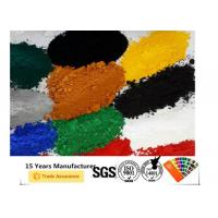 Ral Color Epoxy Polyester Powder Coating Excellent Electrification / Gloss Manufactures
