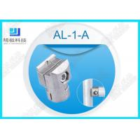 AL-1-A Inner Aluminum Tubing Joints Metal Tube Fittings ADC-12 High Strength Manufactures