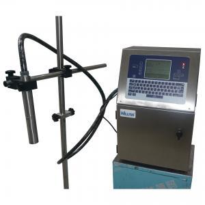 Date Batch Serial Code Inkjet Marking Equipment 180 Meter Per Minute Speed Manufactures