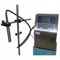Date Batch Serial Code Inkjet Marking Equipment 180 Meter Per Minute Speed Manufactures