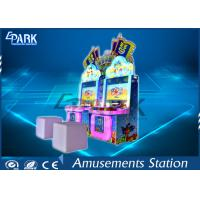 Quality Kids Video Arcade Game Machines Coin Operated Fashion Appearance Design for sale