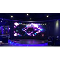 China Full Color P4mm 1R1G1B Indoor LED Displays , Concert / Even Led Screen on sale