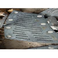 High Mn Steel Casting Grid Liners for Mine Mill Conforming To GB/T 5680-1998 Manufactures