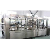 Small Beer Alcoholic Drink Production Line 100ml - 2500ml 12000 BPH Silver Gray Manufactures