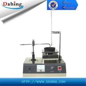 China DSHD-0633 Liquid Petroleum Asphalt Flash Point Tester (Tag Open Cup Method) on sale