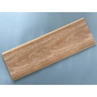 Hot Stamping Multi Function PVC Wood Panels Flat Shape 8 Inch Damp Proof Manufactures