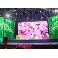 High Definition P4 Indoor Stage Background Led Screen Ultra Thin Die Cating Aluminum Cabinet Manufactures
