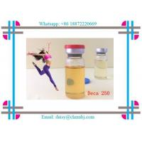 Steroid Liquid Nandrolone Decanoate For Effective Bodybuilding CAS 360-70-3 Manufactures