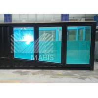 Good Sound Insulation Effect Shipping Container Apartments Green Material Manufactures