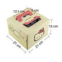 Beautiful, fashionable, exquisite and good quality cake box