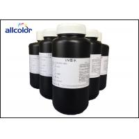 Metallic Ceramic Glass DX5 Head LED Curable UV Printer Ink For Epson Mimaki Manufactures