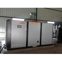 High Purity Industrial Nitrogen Generator / Medical Oxygen Generator Skid Mounted Type Manufactures
