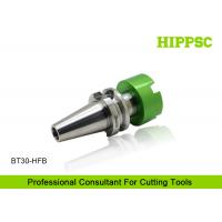 Face Milling Precision Steel Tool Holder BT30 - HFB18 - 32 Specular Chamfering Manufactures