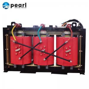 500kVA Amorphous Cast Resin Transformer , Dry Type Power Transformer Manufactures