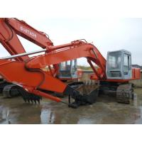 Clean Cabin Used Hitachi Hydraulic Excavator 200 With Original Engine And Pump Manufactures