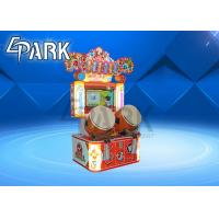 Buy cheap coin operated amusement arcade music game machine drumming game machine hot in from wholesalers
