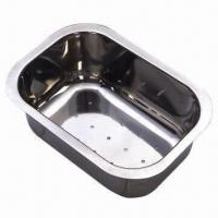 China Stainless Steel Colander on sale