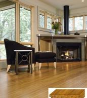 China Strand Woven Carbonized Bamboo Floor on sale