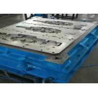 Good Stiffness Aluminum Casting Molds , Silver Casting Molds Precision Machining Manufactures